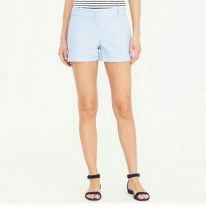 "J. Crew 5"" Oxford shorts"